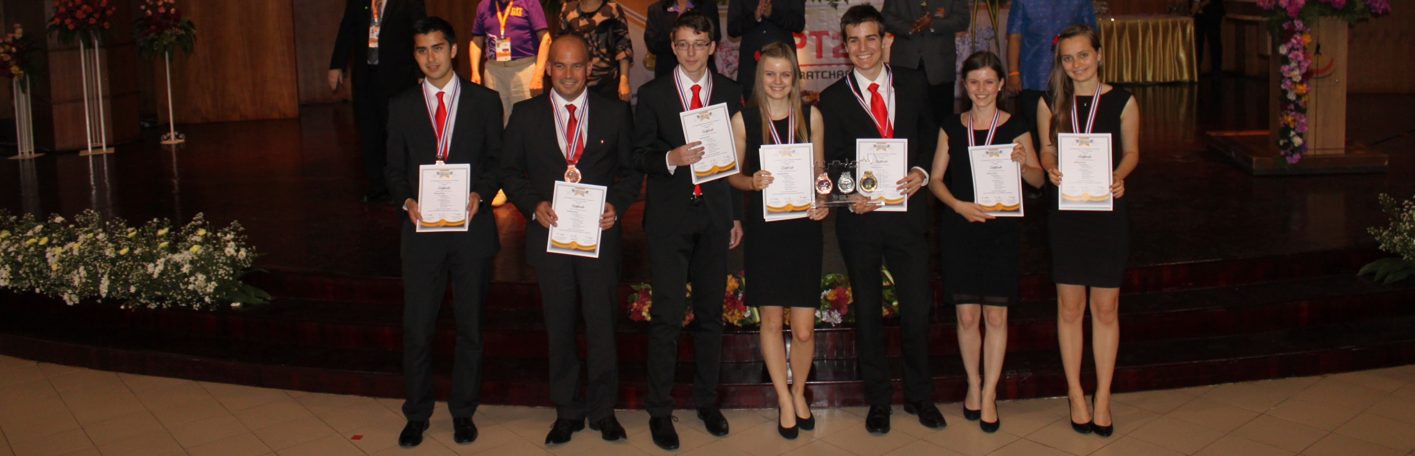 IYPT 2015 - Award Ceremony